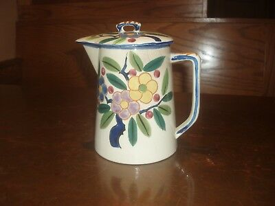 Antique Revelation Pitcher with Lid Made in Japan - 1920