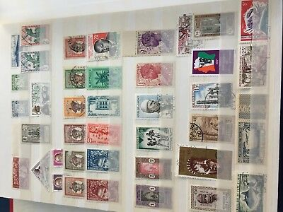 Africa Martinique & other french stamps mint/used incl better & rarer values