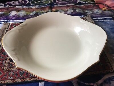 """Lenox Ivory Gold China  6""""  Scalloped  EVERYTHING  Serving Bowl-Candy/Side Dish"""
