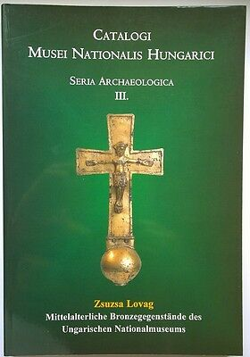 Medieval Hungarian Bronze Crucifix Catalog