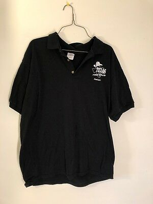 Texas roadhouse Manager/Trainer Polo Men's large