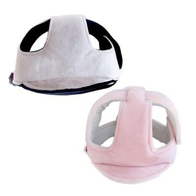 Baby Toddler Infant Soft Safety Helmet Head Bumper Cap Protection Hat Headguard
