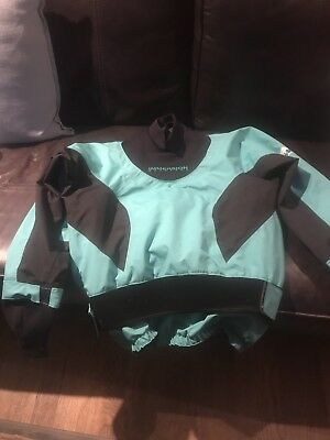 Womens Immersion research Cag Size M In Electric Green