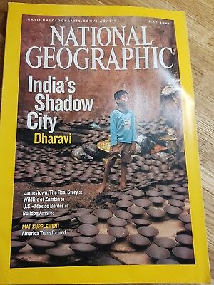 National Geographic magazine - May 2007