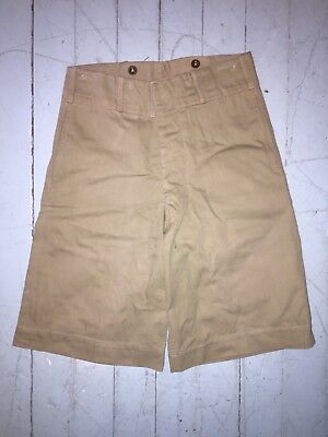 British Army : 1944 Wwii British Shorts  Khaki