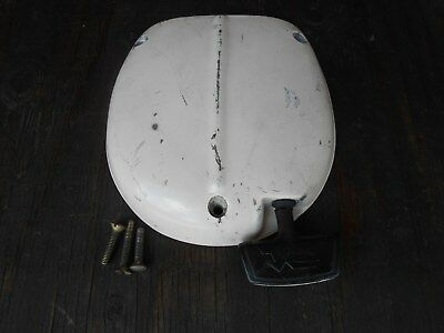 Johnson 3 HP Outboard Year 65 Recoil Starter Cover Evinrude