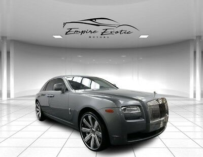 2010 Rolls-Royce Ghost Ghost NAV PANO WHEELS Just Serviced 26k! 2010 Rolls-Royce Ghost Ghost NAV PANO WHEELS Just Serviced 26k!