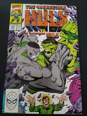 Incredible Hulk #376 (Dec 1990, Marvel)