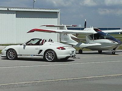 "2011 Porsche Boxster Spyder pectacular 2011 Porsche Boxster Spyder!  ""Life Is Too Short Not To Drive One!!"""