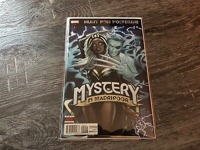Hunt For Wolverine Mystery In Madripoor #2 MARVEL Comics NM
