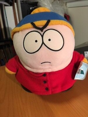 Cartman - South Park Plush 1998 Comedy Central 12'' Tall Still has Tag