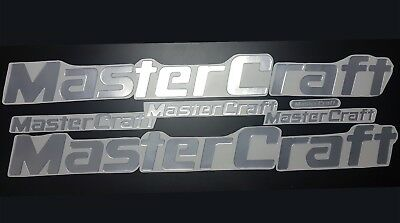 "MasterCraft boat Emblem 60"" + FREE FAST delivery DHL express - stickers decal"