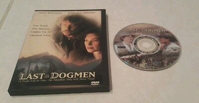 Last of the Dogmen (DVD, 1999) - Rare OOP Tom Berenger Authentic HBO Region 1
