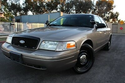 2011 Ford Crown Victoria Police Interceptor 2011 Ford Crown Victoria (P7B) In Immaculate Running Condition and Shape. Sharp!