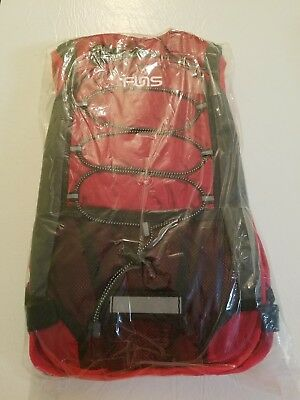 Hydration Pack + 2L Water Bladder Bag Backpack Hiking Camping Running