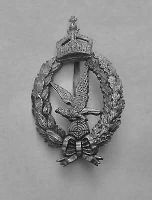 German Imperial Ww1 Airgunners Badge By Meybauer Berlin Full Size