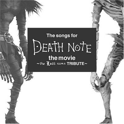 Songs for Death Note the Movie-Last Name