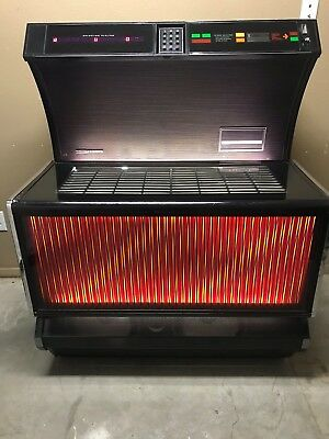 Seeburg Firestar USC2 Jukebox 1971 With Records Will Ship