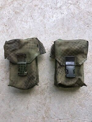 SORD 100rnd ammo admin pouches snakeskin like Multicam NOT TBAS or Land 125