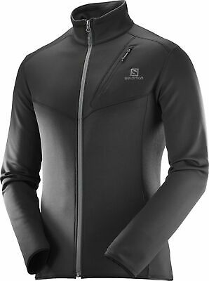 SALOMON DISCOVERY FZ M  Black Midlayer