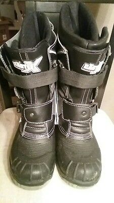 Castle x Platform Adult Mens Womens Snowmobile Snow Winter Cold Weather Boot