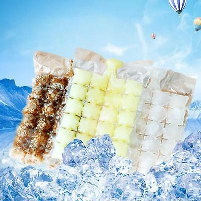 10Pcs Disposable Ice-making Bags ice tool Tray Mold Self Sealing Set best