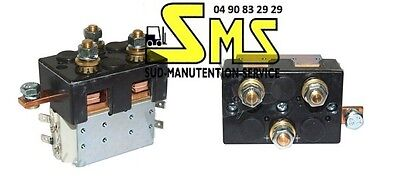 Group Reversal Contactor Fenwick Linde 7915495575 T 16 18 20 T16 T18 T20