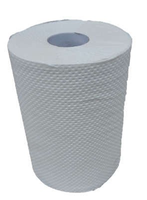 Paper Hand Roll Towel Perforated, Kitchen Roll Towel 2ply 60M,16 rolls ctn Cheap