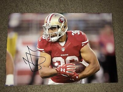 Jarryd Hayne  Hand Signed 8x12 photo
