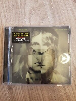 "Kings of Leon "" Only by the night "" CD  FREE SHIPPING"