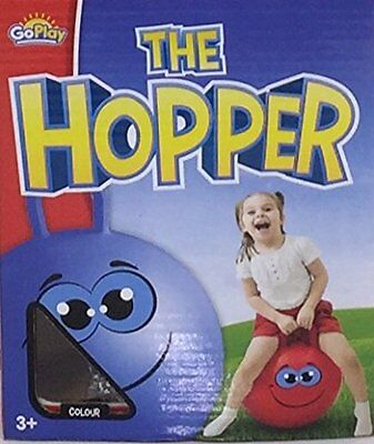 Junior Space Hopper - Indoor & Outdoor Hopping Bounce Ball