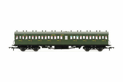 Hornby R4720 Personenwagen 58ft Maunsell Rebuilt Ex-LSWR 48 Nine Compartment 3