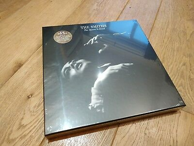 The Smiths The Queen Is Dead 5 LP Vinyl Super Deluxe Box Set Sealed New 2017