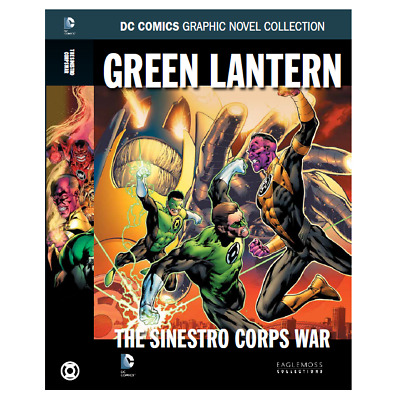 Green Lantern: The Sinestro Corps War - DC Comic Collection Special - Eaglemoss