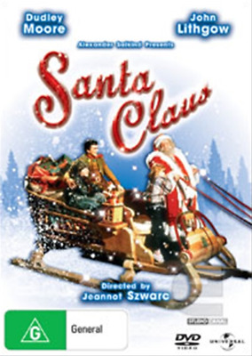 SANTA CLAUS The Original Movie (Dudley Moore) :  NEW DVD
