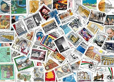 ITALY - Kiloware Selection of Stamps - Approx 20 grams