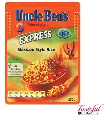 Uncle Ben's Mexican Rice 250g
