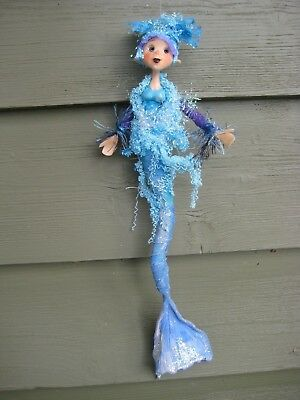 Magical Mermaid  - Hand made By Conny