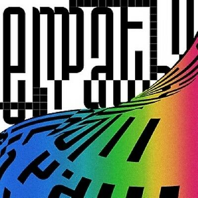 KPOP [NCT] NCT 2018 EMPATHY CD+Poster+PhotoBook+M.Book+Card