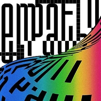 KPOP [NCT] NCT 2018 EMPATHY Random Ver CD+Special Gift Sealed New