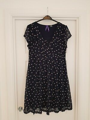 Seraphine maternity and nursing dress size 12 BNWOT