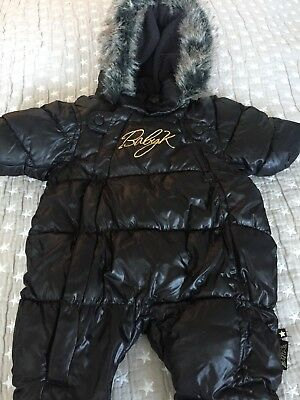 baby k myleene klass Snow Suit All In One