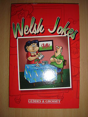 Welsh Jokes - Compiled by Wynford M Jones