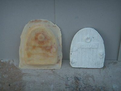 New Fairy Door Latex Rubber Mould.