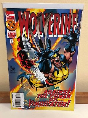 Wolverine (1988) #95 SIGNED ADAM KUBERT HIGH GRADE UNREAD