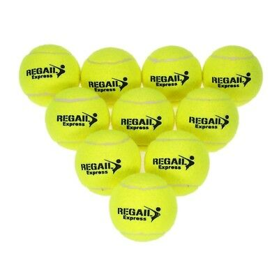 Tennis Balls Durable Training Exercise High Resilience Practice Accessories