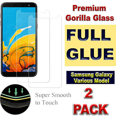Gorilla Tempered Glass Film Screen Protector For Samsung Galaxy J7 2016 &Various