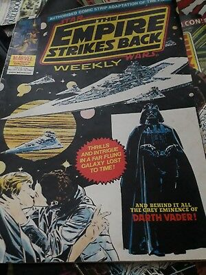 Star Wars Weekly - No 121 - The Empire Strikes Back - Date 19/06/1980 - Marvel