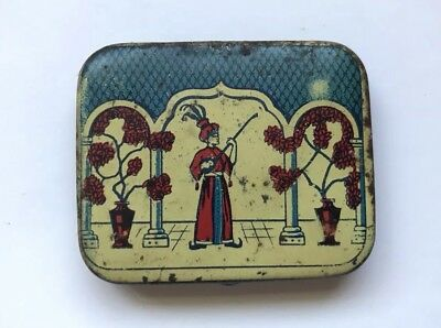 Vintage Hy-Gee Condom Tin Prophylactic Related Box RARE Antique Old