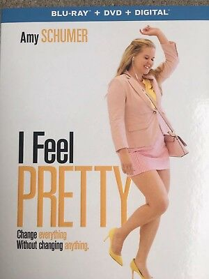 I Feel Pretty (Blu-ray/ ONLY, Includes Slipcover)